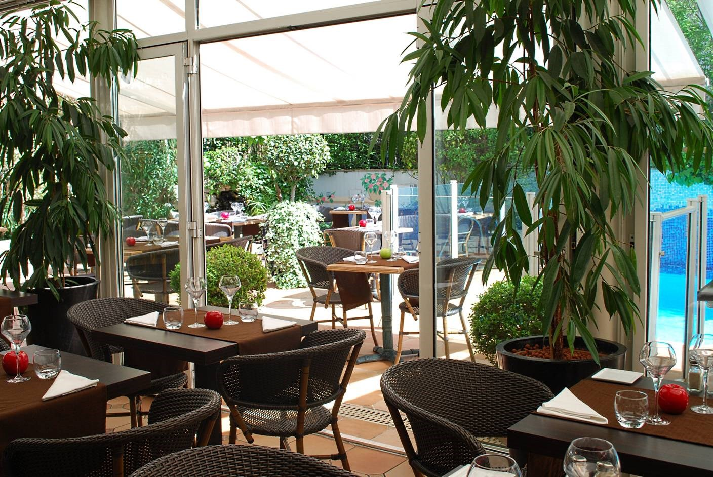 Breakfast Room Hotel Amarante Cannes