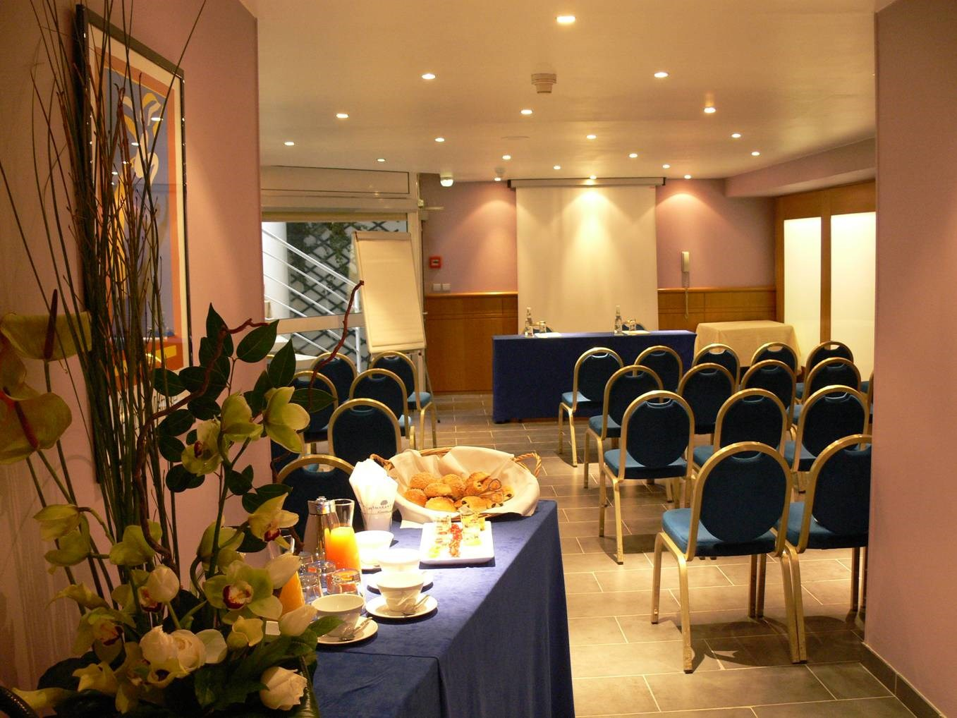 Meeting Room Hotel Amarante Cannes